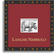 2010 La Spinetta/Giorgio Rivetti Nebbiolo Langhe
