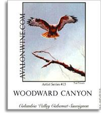 2010 Woodward Canyon Winery Cabernet Sauvignon Artist Series Washington