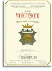 2004 Frescobaldi Chianti Rufina Montesodi