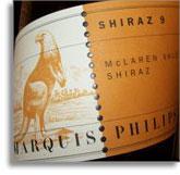 2006 Marquis Philips Shiraz 9 Mclaren Vale