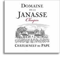2007 Domaine de la Janasse Chateauneuf-du-Pape Chaupin