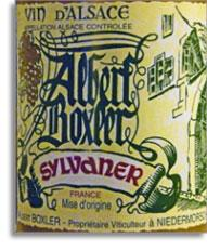 2009 Domaine Albert Boxler Sylvaner