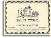 2001 St. Cosme Cotes du Rhone