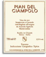 2010 Montevertine Pian Del Ciampolo