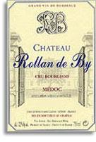2012 Chateau Rollan De By Medoc