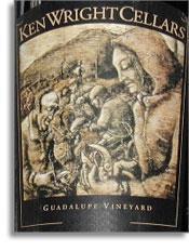 2009 Ken Wright Cellars Pinot Noir Guadalupe Vineyard Dundee Hills
