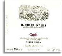 2011 Albino Rocca Barbera d'Alba Gepin