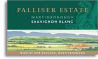 2012 Palliser Estate Sauvignon Blanc Martinborough