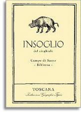 2007 Tenuta Di Biserno Insoglio Del Cinghiale Toscana Rosso