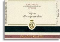 2010 Saladini Pilastri Rosso Piceno Monte Prandone