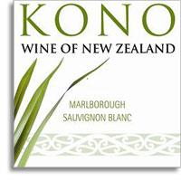2013 Kono Sauvignon Blanc Marlborough