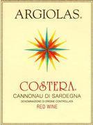 2005 Argiolas Cannonau Di Sardegna Costera