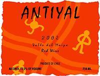 2010 Antiyal Antiyal Maipo Valley