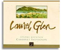 1995 Laurel Glen Vineyard Cabernet Sauvignon Sonoma Mountain