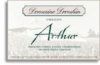 2010 Domaine Drouhin Oregon Chardonnay Arthur Dundee Hills
