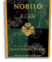 2010 Nobilo Wines Sauvignon Blanc Icon Marlborough