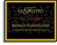 2008 San Filippo Brunello Di Montalcino Le Lucere