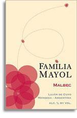 2008 Familia Mayol Malbec Lujan De Cuyo