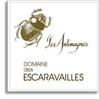 2010 Domaine Des Escaravailles Cotes Du Rhone Les Antimagnes