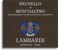 2008 Lambardi Brunello Di Montalcino