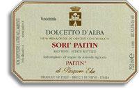 2011 Paitin Dolcetto d'Alba Sori Paitin