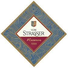 2010 Von Strasser Winery Reserve Red Wine Diamond Mountain District