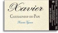 2011 Xavier Vignon Chateauneuf-du-Pape
