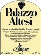 2008 Altesino Palazzo Altesi