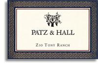 2005 Patz & Hall Wine Company Chardonnay Zio Tony Ranch Russian River Valley