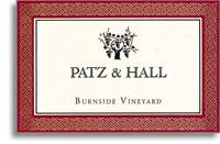2013 Patz & Hall Wine Company Pinot Noir Burnside Vineyard Sonoma Coast