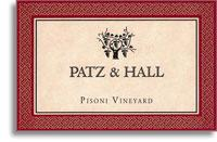 2012 Patz & Hall Wine Company Pinot Noir Pisoni Vineyard Santa Lucia Highlands