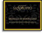 2008 San Filippo Brunello Di Montalcino