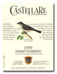 Vv Castellare Di Castellina Chianti Classico