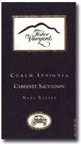 1994 Fisher Vineyards Cabernet Sauvignon Coach Insignia Napa Valley