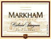 2009 Markham Vineyards Cabernet Sauvignon Napa Valley