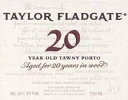 NV Taylor Fladgate Tawny Port 20 Year Old