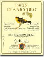 2007 Castellare Di Castellina I Sodi Di San Niccolo Toscano Rosso