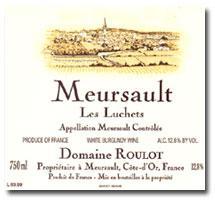 2012 Domaine Guy Roulot Meursault Les Luchets