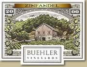 2011 Buehler Vineyards Zinfandel Napa Valley