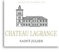 2003 Chateau Lagrange Saint-Julien