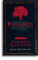 2012 Beckmen Vineyards Cabernet Sauvignon Estate Santa Ynez Valley