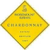 2012 Rosemount Estate Chardonnay Diamond Label