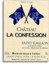 2006 Chateau La Confession Saint-Emilion