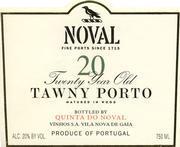 NV Quinta Do Noval Tawny Port 20 Year Old