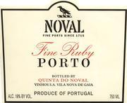 NV Quinta Do Noval Fine Ruby Port