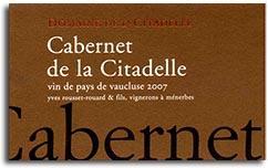 2011 Domaine De La Citadelle Cabernet Sauvignon Vdp Vaucluse