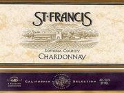 2013 St. Francis Winery & Vineyards Chardonnay Sonoma County