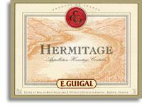 2009 E. Guigal Hermitage Blanc
