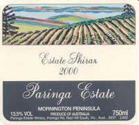 2013 Paringa Shiraz Mornington Peninsula