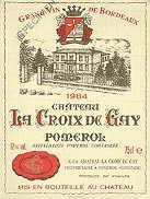 2003 Chateau La Croix De Gay Pomerol
